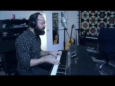 'Skinny Love' - Bon Iver (Live on Wurlitzer)