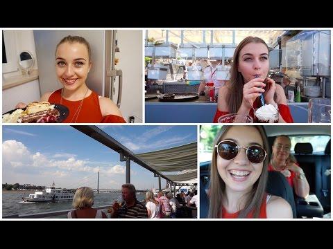 Video Moje 24 urodziny w Düsseldorfie | Vlog