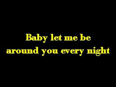 Elvis-Presley-Teddy-Bear-KARAOKE)