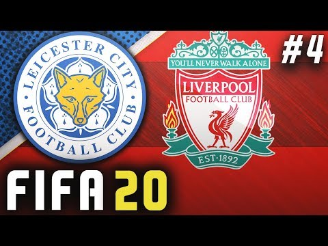 REVENGE AGAINST LIVERPOOL!! - FIFA 20 Leicester Career Mode EP4