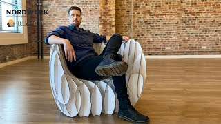 The Cardboard Chair For Free (Nordwerk MC 302)