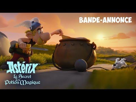 Asterix: A varázsital titka online