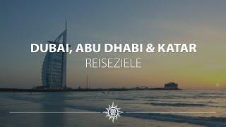 MSC Cruises: Dubai, Abu Dhabi & Katar entdecken