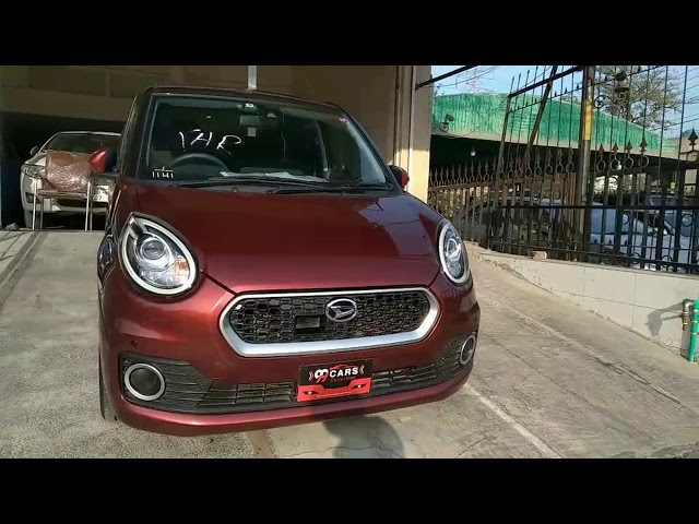 Daihatsu Boon 1.0 CL Limited 2017 for Sale in Lahore