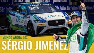 Sérgio Jimenez é entrevistado no programa Formula Grün