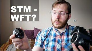 С каким объективом брать зеркалку Canon? Что такое STM объективы