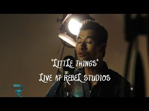 Little Things (LIVE at Rebel Studios)