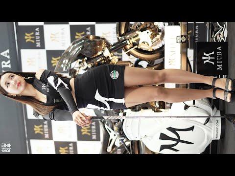 4K 김미진 Kim Mijin #5 Horizontal 직캠 Fancam 2019 골프쇼 by 화질덕후 4k…