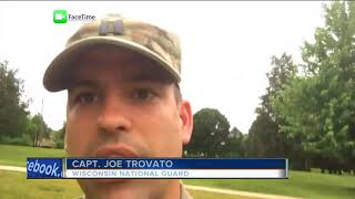 WI National Guard troops deployed to U.S.-Mexico border