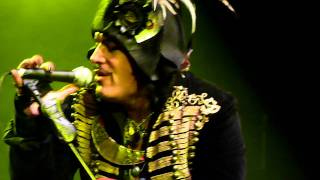 Adam Ant Wonderful live 2011 Manchester Ritz December 14th 2011