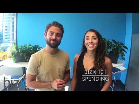 BizX 101: Spending