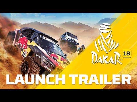 DAKAR 18 - Launch Trailer thumbnail