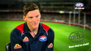 The Grill - AFL Players And Their Food