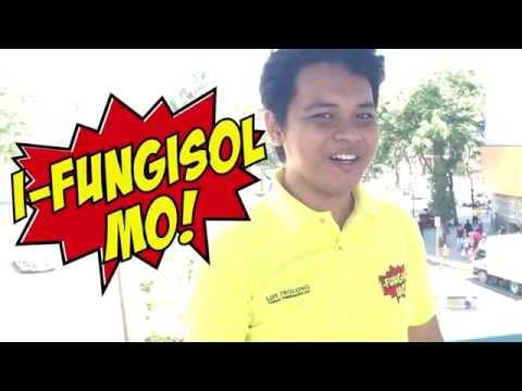 Buy ihinto ang halamang-singaw