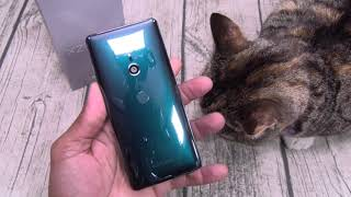 Sony Xperia XZ3 - Unboxing And First Impressions