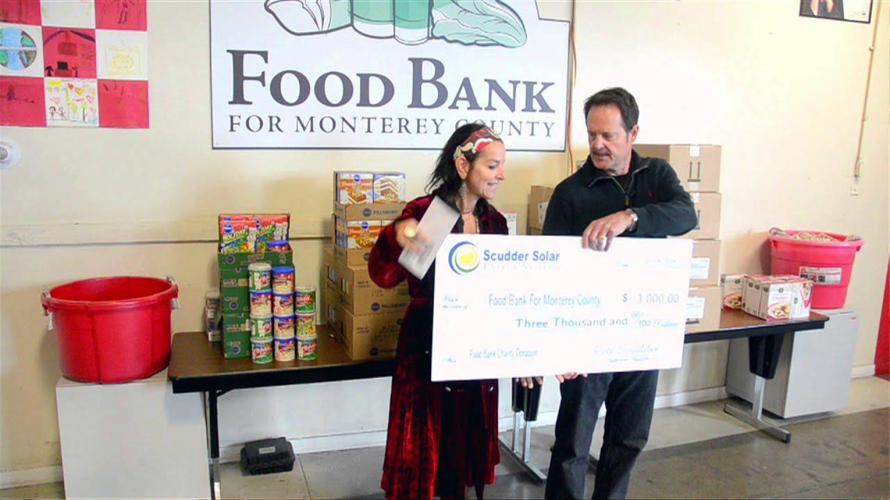 Scudder - Monterey Food Bank