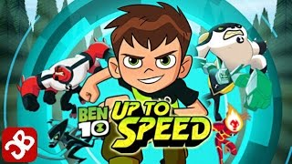 Ben 10: Up to Speed – Omnitrix Runner Alien Heroes - iOS/Android - Gameplay Video