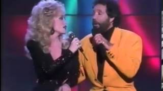 Dolly Parton  Tom Jones Green Grass of Home on Dolly Show 1987/88 (Ep 14, Pt 5)