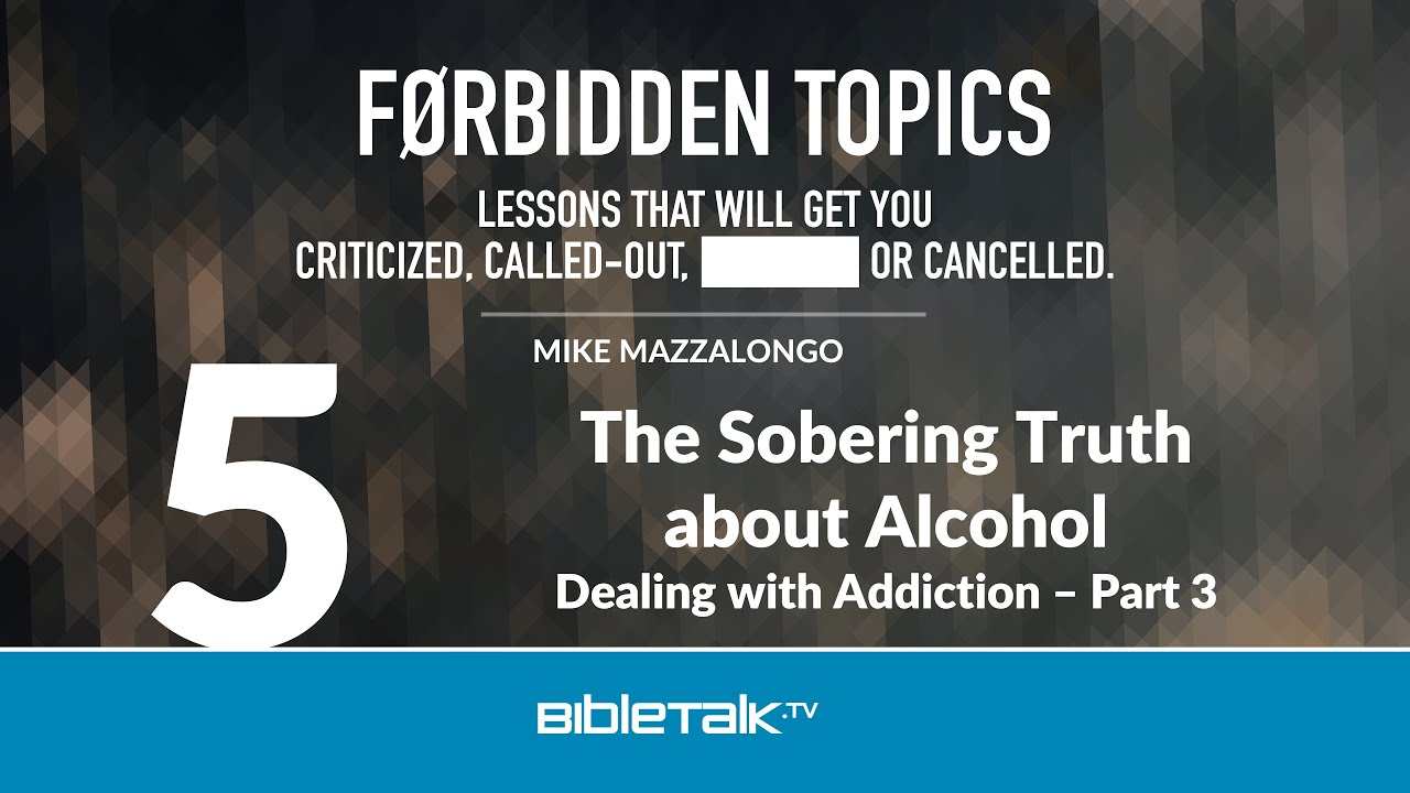 5. The Sobering Truth about Alcohol