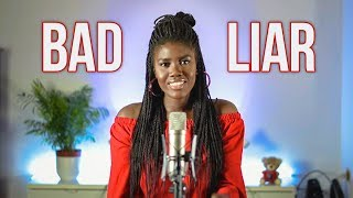BAD LIAR   Imagine Dragons (cover By Laura Djae)