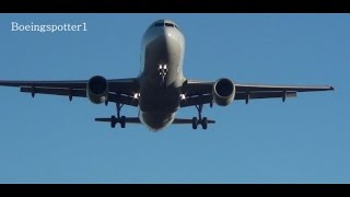preview picture of video 'Air Canada Airbus a320 landing at Ottawa Airport'