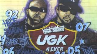 C MURDER FT UGK, MASTER P KICK A DOOR SCREWED AND CHOPPED