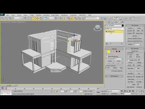 [Free webinar] 3ds Max - Modern architecture rendering [FROM ZERO]