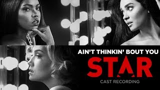 """Ain't Thinkin"" Bout You"" (feat. Brittany O'Grady, Jude Demorest & Ryan Destiny)"