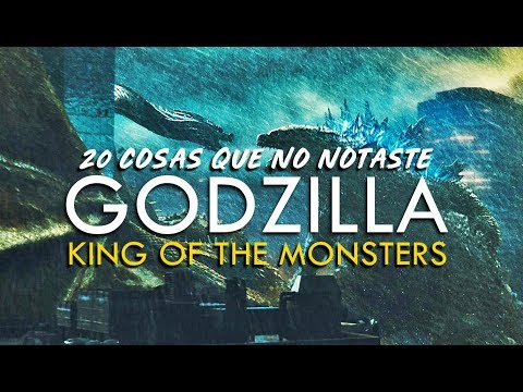 20 Cosas Que Quizás No Notaste En Godzilla: King Of The Monsters