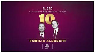 Las familias más ricas del mundo: Albrecht       #supermercados #abarrotes #Alemania #Aldi