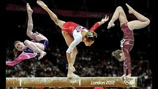 (Updated) Gymnasts Who Fell More Than Once In The Same Routine