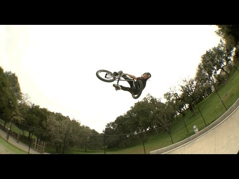 Demolition BMX: Kris Fox Wheel Promo