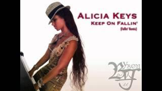 Alicia Keys - Keep on Fallin' (Dance/Dub-step Fallin' Remix)