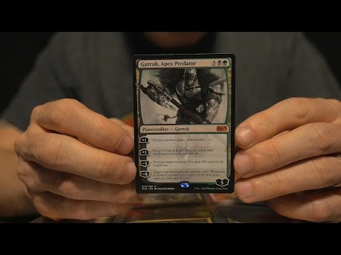 Magic the Gathering Card Collection Part 1 [ ASMR ]