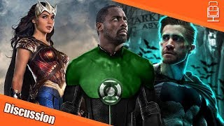 Worlds of DC, Reboot Wonder Woman, New Green Lantern & More