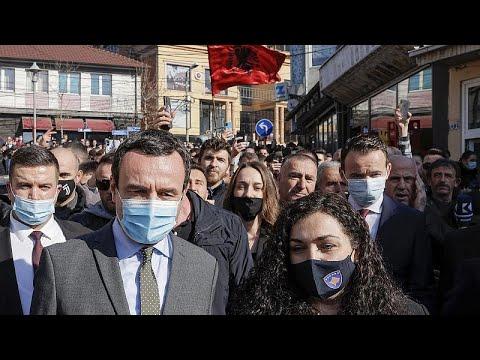 Κόσοβο: Πρόωρες εκλογές την Κυριακή – Φαβορί τον Άλμπιν Κούρτι βγάζουν οι δημοσκοπήσεις…