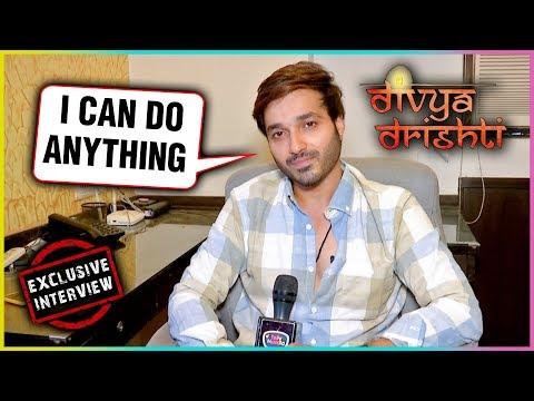 Ankit Narang Talks About His Show DIVYA DRISHTI |