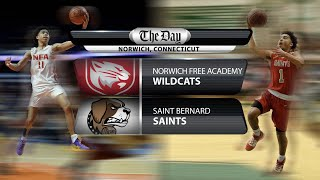 Full replay: St. Bernard at NFA boys' basketball