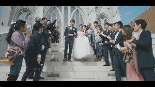 婚錄加樂福團隊作品/台北婚錄推薦/翡麗詩莊園證婚儀式/Jimmy+Cindy