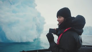 Uncover Antarctica - BTS | National Geographic | OPPO thumbnail