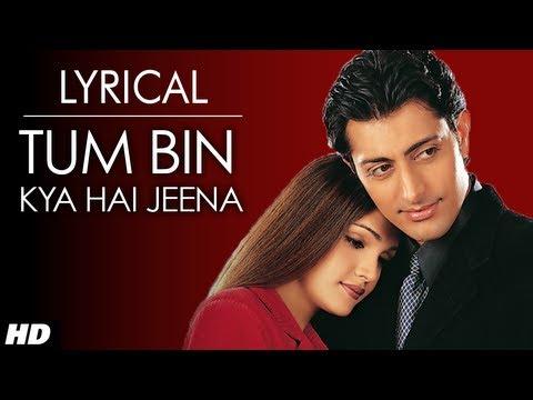 Tum Bin Jiya Jaye Kaise Full Song with Lyrics   Tum Bin   Priyanshu, Sandali, Rakesh