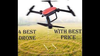 4 Best Drone On Amazon | SNAPTAIN S5C WiFi FPV | Holy Stone HS110D FPV | EACHINE E58 WiFi FPV |