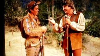 Great BLOOPER from DANIEL BOONE with Fess Parker and Jimmy Dean