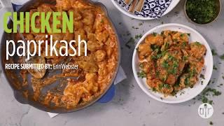 How to Make Chicken Paprikash | Dinner Recipes | Allrecipes.com
