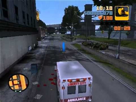 Grand Theft Auto V? Ha! Here's GTA III Completed In Less Than 7 Hours