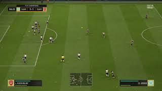 Fifa 19 Peach Goal