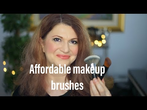 Affordable and practical foundation brushes