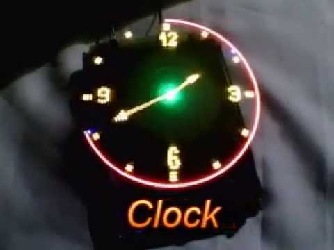 Propeller Clock | The coolest thing I have ever seen!