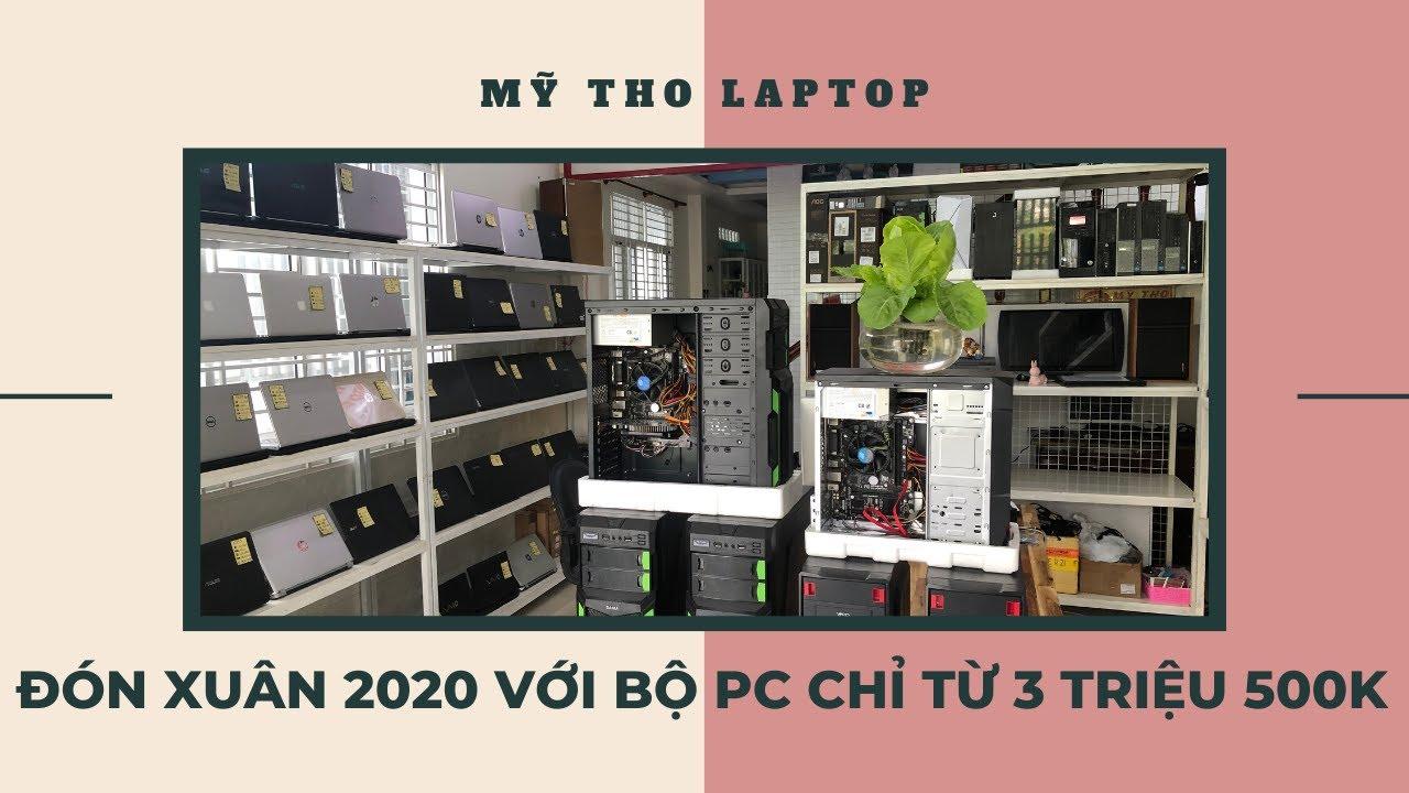 Đón xuân 2020 với bộ PC + LCD 20 inch chỉ từ 3 triệu 500K