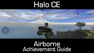 Halo MCC: Halo CEA - Airborne Achievement Guide - Title Update 2